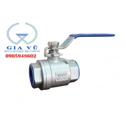 Stainless steel Thread ball valve