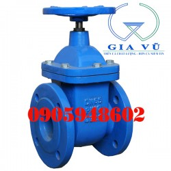Cast Iron Flanged Gate Valves (KS B 2350)- Gate valve gang mặt bích
